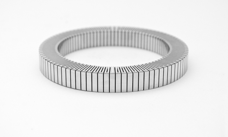Bangle, stainless steel